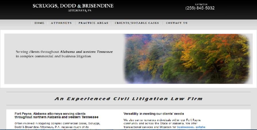 Scruggs Dodd & Brisendine Attorneys, P.A.