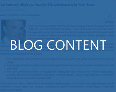 Blog Content