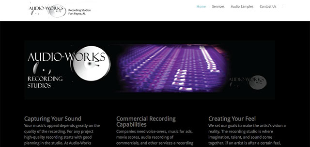 Audio-works-east